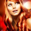 Уверенности в себе добавит огненно рыжий цвет волос!