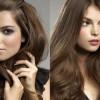 Цвет волос золотистый кофе: идея для поклонниц каштановой палитры