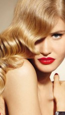 Оттенок «Клубничный блонд» — оригинальная идея для блондинок