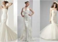 Какое свадебное платье подчеркнет фигуру?