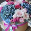 Цветы в коробках — отличный подарок