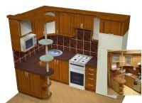 Как собрать мебель для кухни?