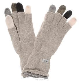 Перчатки женские Двойные.