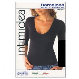 Футболка женская Barcellona