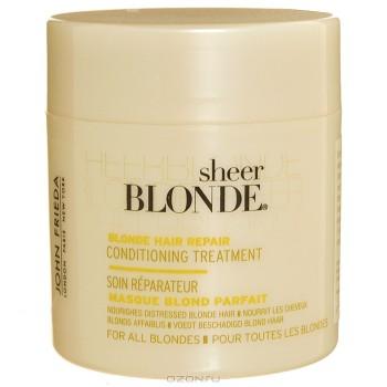 """Восстанавливающая маска """"Blonde Hair Repair"""" для окрашенных, мелированных и натуральных светлых волос, 150 мл"""