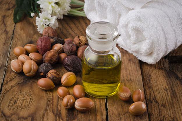аргановое масло применение для волос