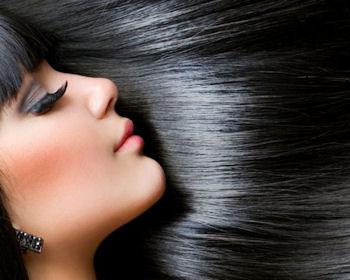 цвет волос графит