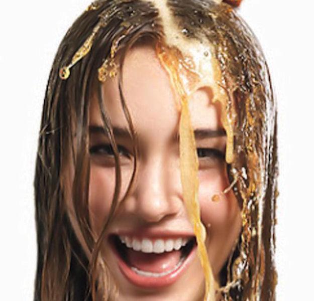 мытьё волос без шампуня