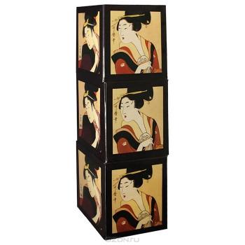 "Салфетки бумажные ""Nord-Cosmetic"", двухслойные, 3х80 шт"