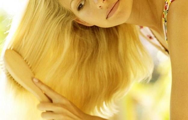Вкусный рацион для густых волос